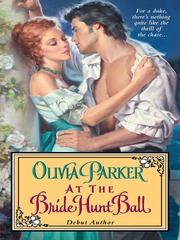 Cover of: At the Bride Hunt Ball | Olivia Parker
