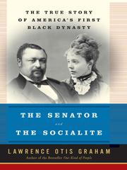 Cover of: The Senator and the Socialite | Lawrence Graham