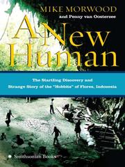Cover of: A New Human | M. J. Morwood
