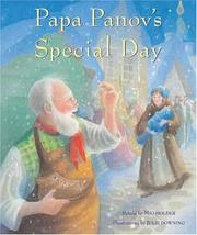 Cover of: Papa Panov's Special Day | Ruben Saillens, Mig (RTL) Holder