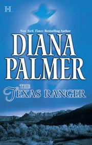 Cover of: The Texas Ranger |