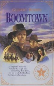 Boomtown by Gilbert Morris