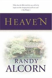 Cover of: Heaven by Randy C. Alcorn