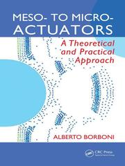 Cover of: Meso- to Micro- Actuators | Alberto Borboni