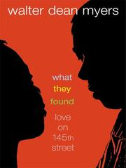 Cover of: What They Found | Walter Dean Myers