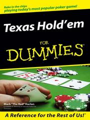 Cover of: Texas Hold