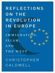 Cover of: Reflections on the Revolution In Europe | Christopher Caldwell