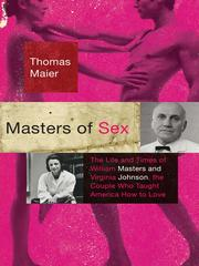 Masters of sex by Maier, Thomas