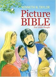 Cover of: The Picture Bible for Little People (Tyndale Kids)