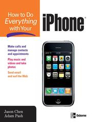 Cover of: How to Do Everything with Your iPhone® | Jason Chen