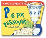 Cover of: P Is for Passover