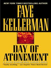 Cover of: Day of Atonement | Faye Kellerman