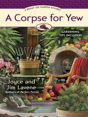 Cover of: A Corpse for Yew | Joyce Lavene