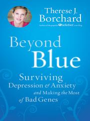 Cover of: Beyond Blue | Therese Johnson Borchard