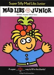 Cover of: Super Silly Mad Libs Junior