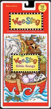 Cover of: Wee Sing Bible Songs (Wee Sing) CD and Book Edition | Pamela Conn Beall