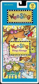 Cover of: Wee Sing Sing-Alongs (Wee Sing) | Pamela Conn Beall