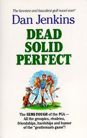 Cover of: Dead solid perfect