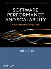 Cover of: Software performance and scalability by Henry H. Liu