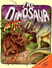 Cover of: The Dinosaur Action Set (Troubadour)