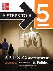 Cover of: AP U. S. Government & Politics, 2008-2009 | Pamela K. Lamb