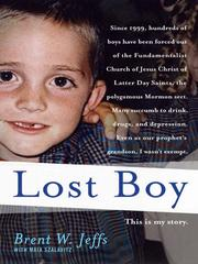 Cover of: Lost Boy | Brent W. Jeffs