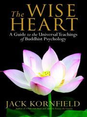 Cover of: The Wise Heart | Jack Kornfield
