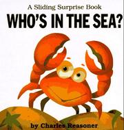 Cover of: Who's in the sea?
