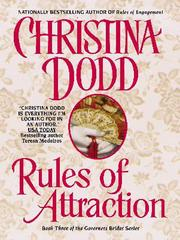 Cover of: Rules of Attraction |
