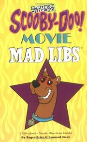 Cover of: Scooby-Doo Movie Mad Libs | Roger Price