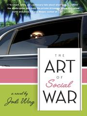 Cover of: The Art of Social War | Jodi Wing