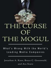 Cover of: The Curse of the Mogul | Jonathan A. Knee