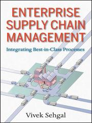 Cover of: Enterprise Supply Chain Management | Vivek Sehgal