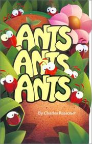 Cover of: Ants, ants, ants