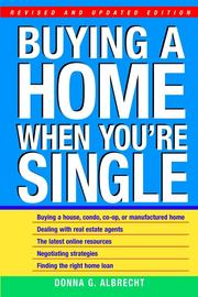 Cover of: Buying a Home When You