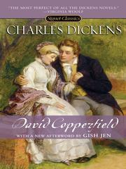 Cover of: David Copperfield by Nancy Holder