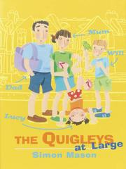 Cover of: The Quigleys at Large | Mason, Simon