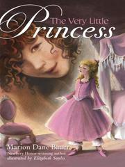 Cover of: The Very Little Princess | Marion Dane Bauer