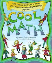 Cover of: Cool math