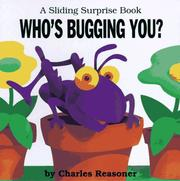 Cover of: Who's bugging you?