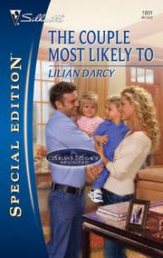 Cover of: The Couple Most Likely To | Lilian Darcy