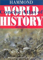 Cover of: Hammond Concise Atlas of World History