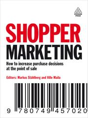 Cover of: Shopper marketing | Markus Stahlberg