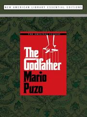 Cover of: The Godfather | Mario Puzo
