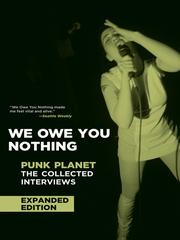 Cover of: We Owe You Nothing | Daniel Sinker