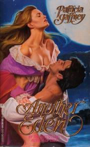 Cover of: Another Eden | Patricia Gaffney