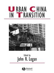 Cover of: Urban China in Transition | John Logan