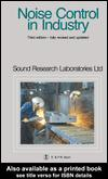 Cover of: Noise Control in Industry | Sound Research