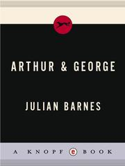 Cover of: Arthur & George | Julian Barnes