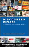 Cover of: Discourses in Place | Ron Scollon
